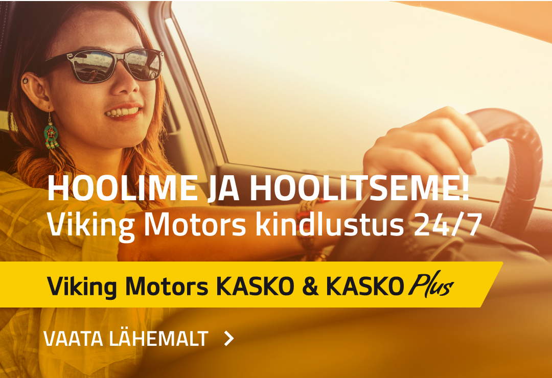 Viking Motors kaskokindlustus