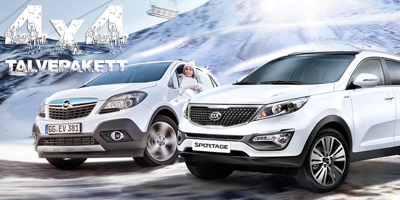 Kia Sportage, Opel Mokka
