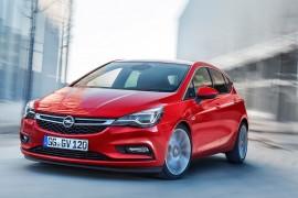 Uus Opel Astra