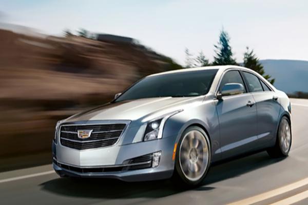 Nelikveoline Cadillac ATS