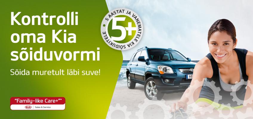 Kia 5+ Viking Motors