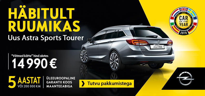 Astra Sports Tourer Viking Motors