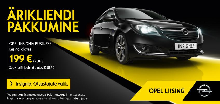 Opel Insignia, Viking Motors