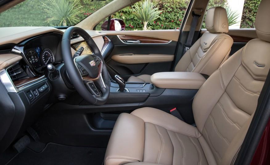 Cadillac XT5 CROSSOVER, Viking Motors