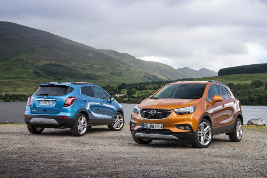 Uus Opel Mokka X Viking Motors Tammsaare
