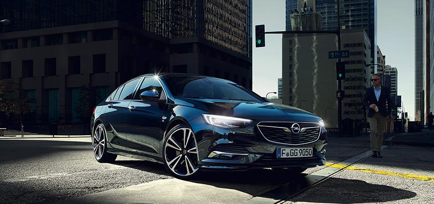 Uus Opel Insignia Grand Sport