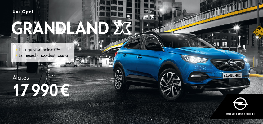 Grandland-X